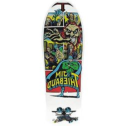 Santa Cruz Skateboards Jim Thiebaud Joker White Old School S