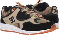 DC Men's Kalis LITE SE Skate Shoe, camo, 10 Medium US