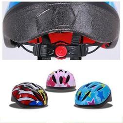 Kids Safety Helmet for Childrens Bike Bicycle Skate Board Sc