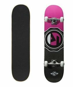 """Kryptonics 31"""" Drop-In Series Skateboard - Sealed Pink"""