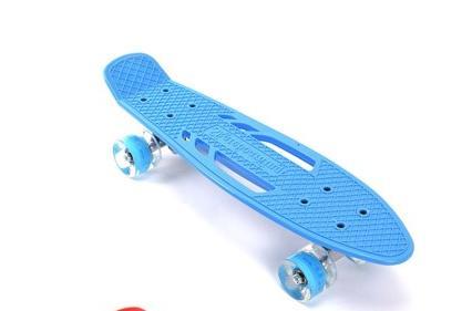 22' Inch Penny Skateboard Light