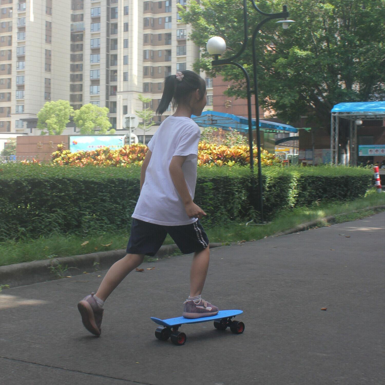"22"" Skateboard Mini Penny Board Rebound Shipping"