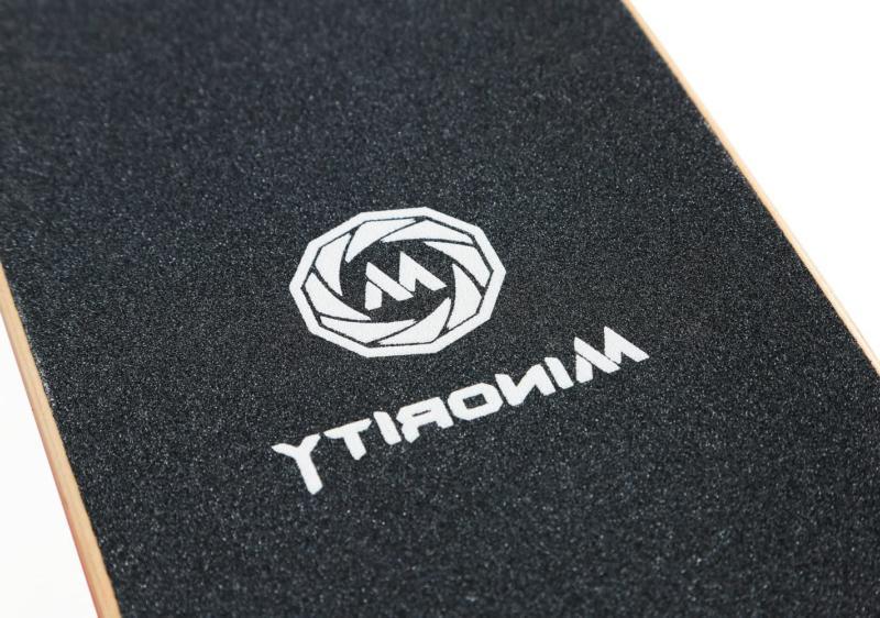 New Minority Skateboard Complete 32 Pro Cruiser Ca Maple Deck ....