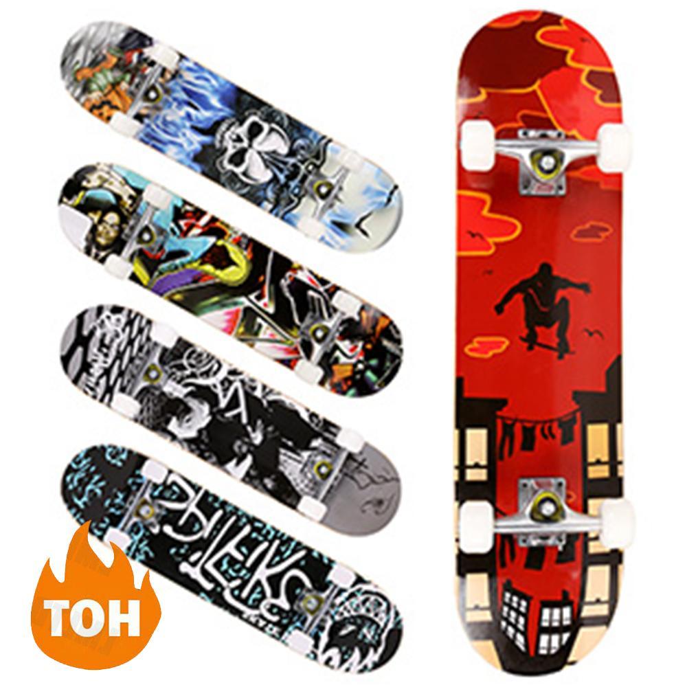 22/26/31In Skateboards for Complete Skateboard 9 Maple Gift