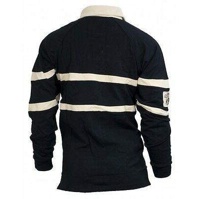 Guinness Black & Cream long-sleeve Shirt