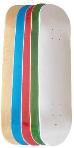 Moose Set of 5 Blank Skateboard Decks