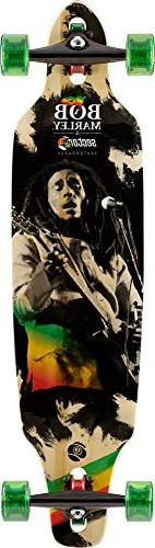 Sector 9 Bob Marley Jamming Complete 38 Inch Bamboo Drop Thr