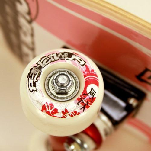 Punisher Skateboards 9001 Cherry 31-Inch