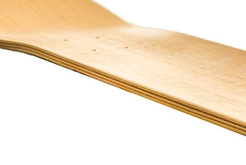 """Punisher Pro-Series Deck from Canadian Maple, 7.75"""","""