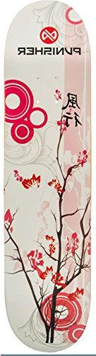 Punisher Skateboards Cherry Blossom Pro-Series Deck from Col