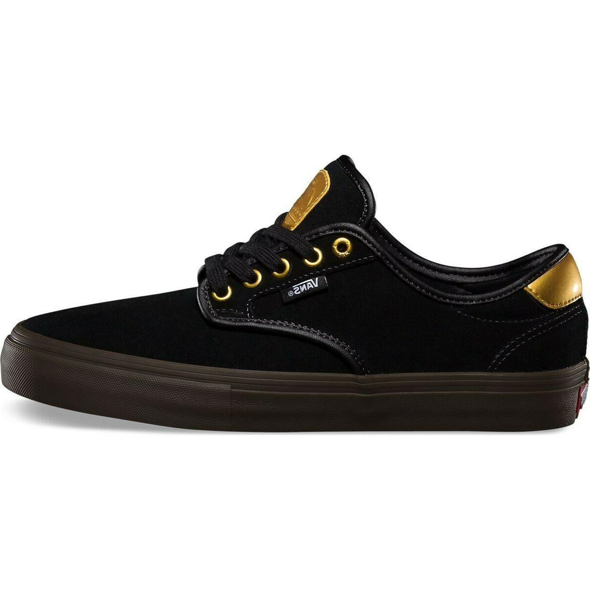 Vans FERGUSON Mens Shoes BLACK GUM Free