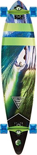 """Sector 9 Classic Series Ledger 40"""" Complete Longboard"""
