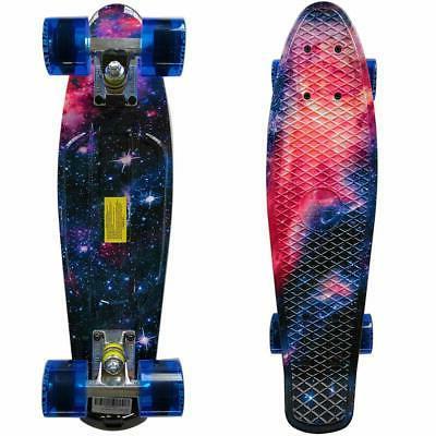 complete 22 inches skateboard galaxy2 galaxy2