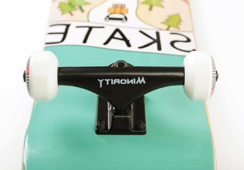 New Minority Skateboard Complete ....