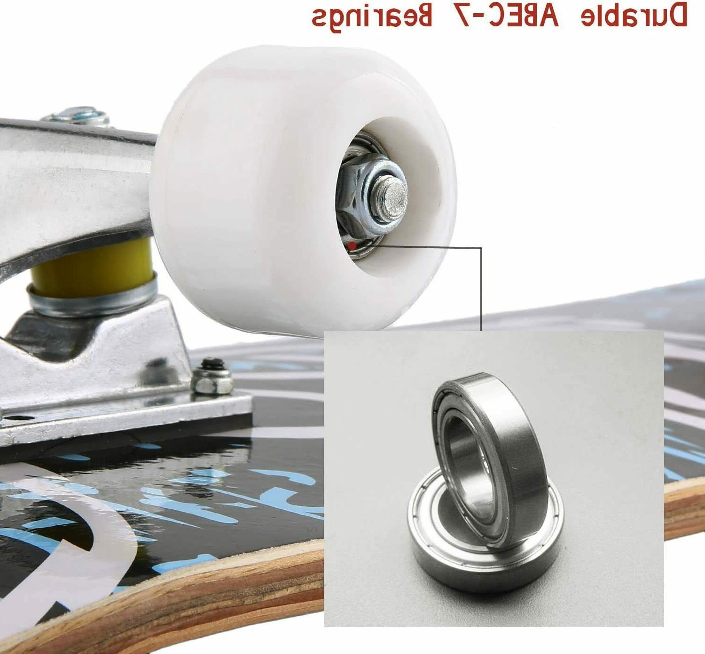 Pro Skateboards Complete Size Deck