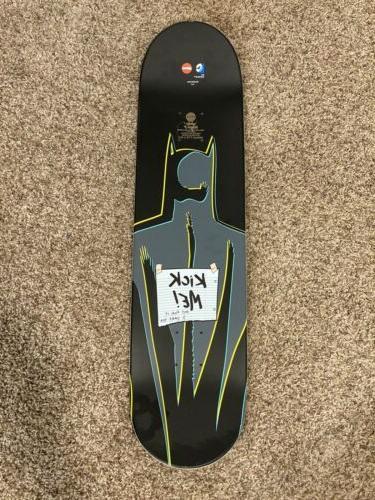 Almost DC Comics Skateboard Deck Villain DARWON