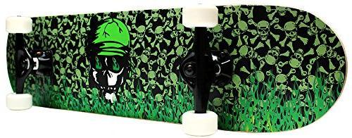 Krown Green Flame