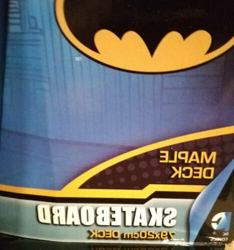 "DC Comics Skateboard Complete 31"""