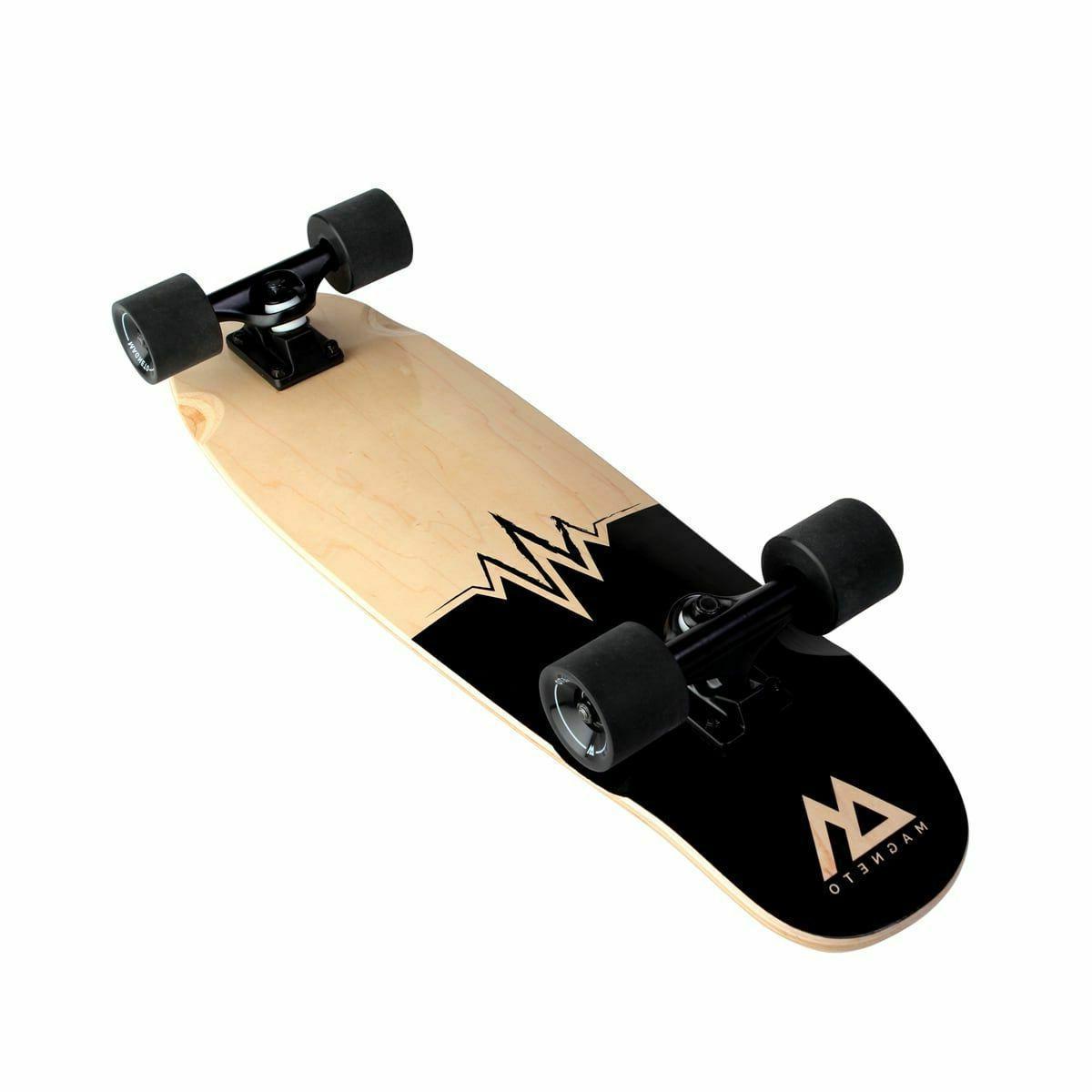 Magneto Cruiser Skateboard   Complete Designed Adults