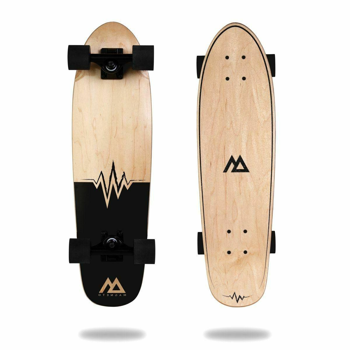 mini cruiser skateboard complete set up designed