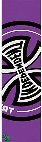 """Independent / MOB TC Purple Grip Tape - 9"""" x 33"""""""