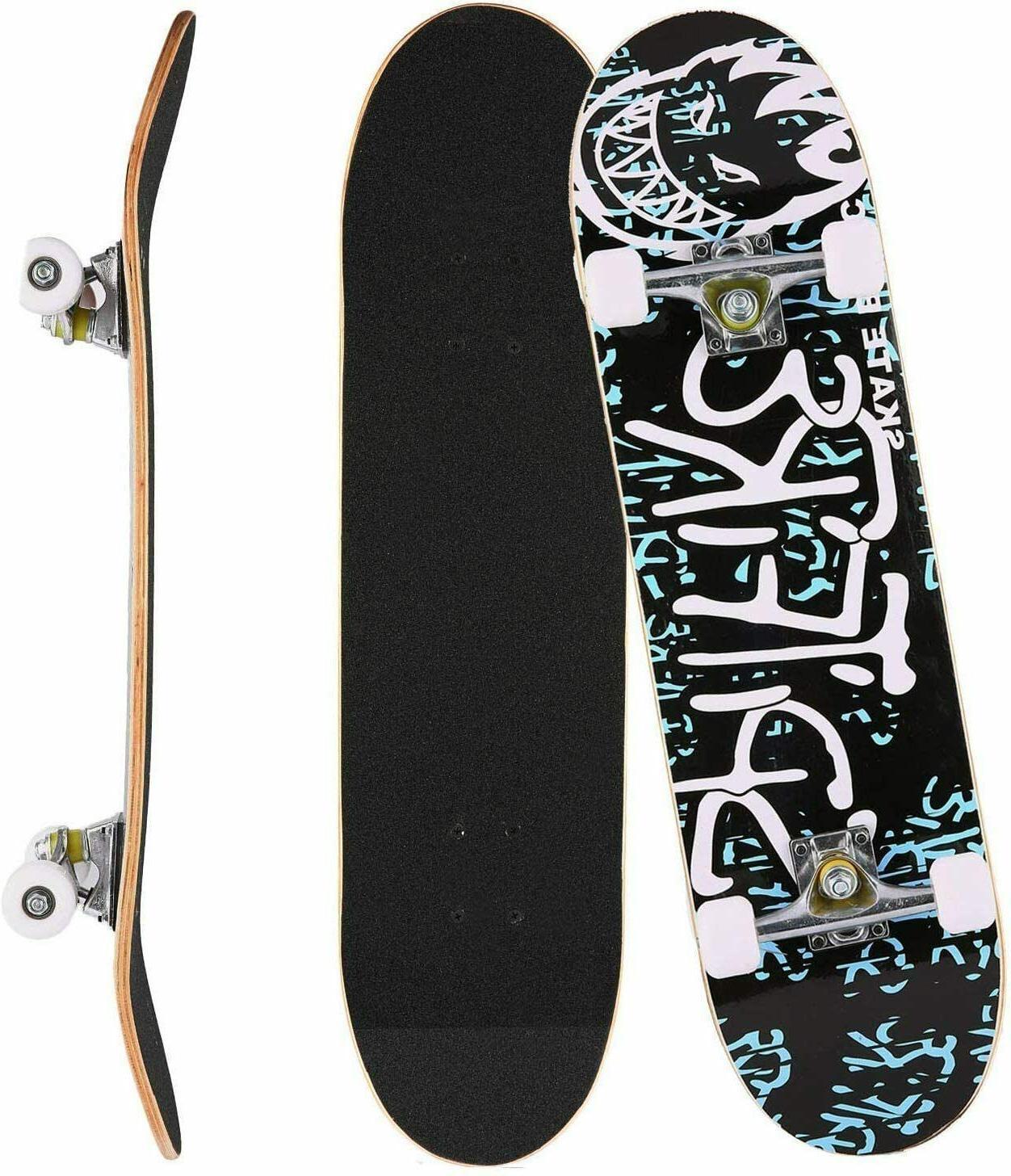 Pro Skateboards Size Skateboard