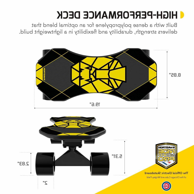 Swagtron NG3 Electric Skateboard Teens Sensors E-Cruiser
