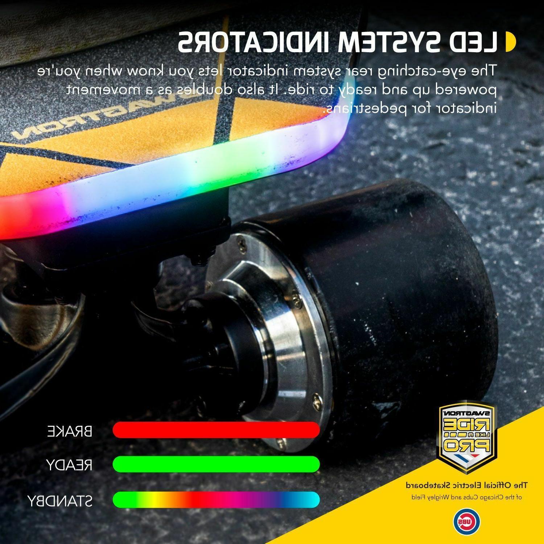 Swagtron Electric Teens Smart Sensors E-Cruiser