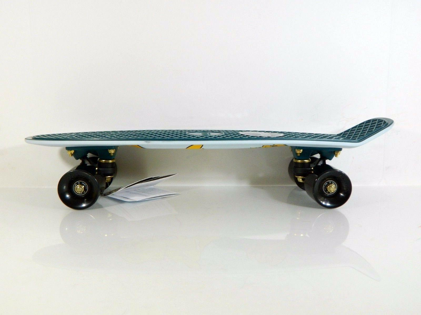 """Penny Board Simpsons Excellent 6"""" Plastic"""