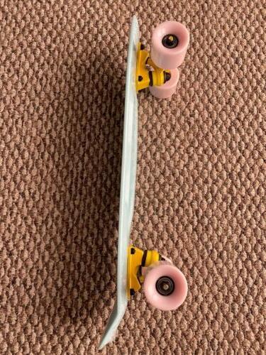 Plastic Size Board 22 Pink Wheels