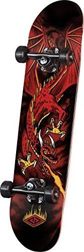 Powell Golden Dragon Flying Dragon Complete Skateboard