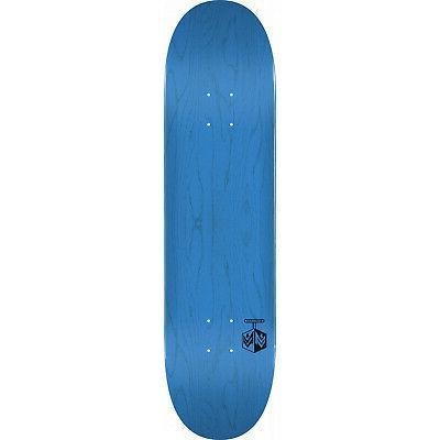 powell skateboard deck k20 chevron detonator blue