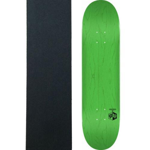 powell skateboard deck k20 chevron detonator green