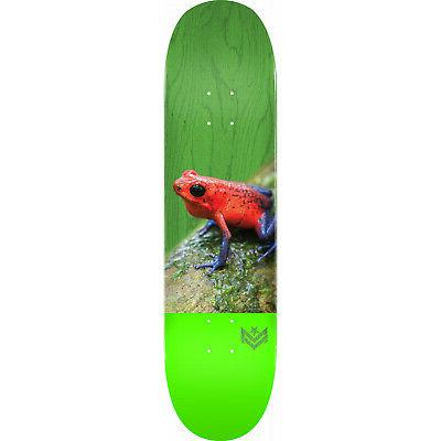 powell skateboard deck k20 poison tree frog