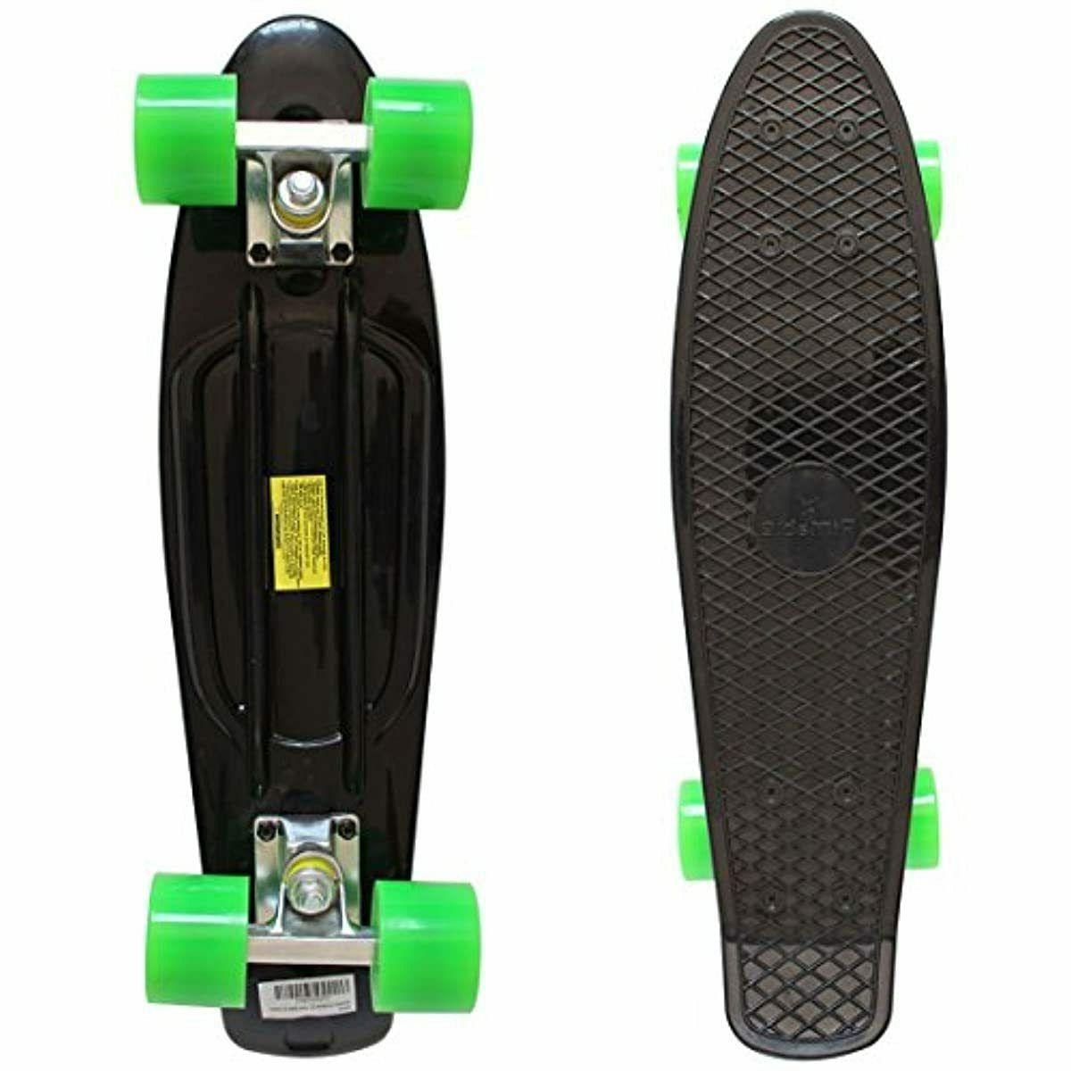 pro 22 inches complete skateboard longboard