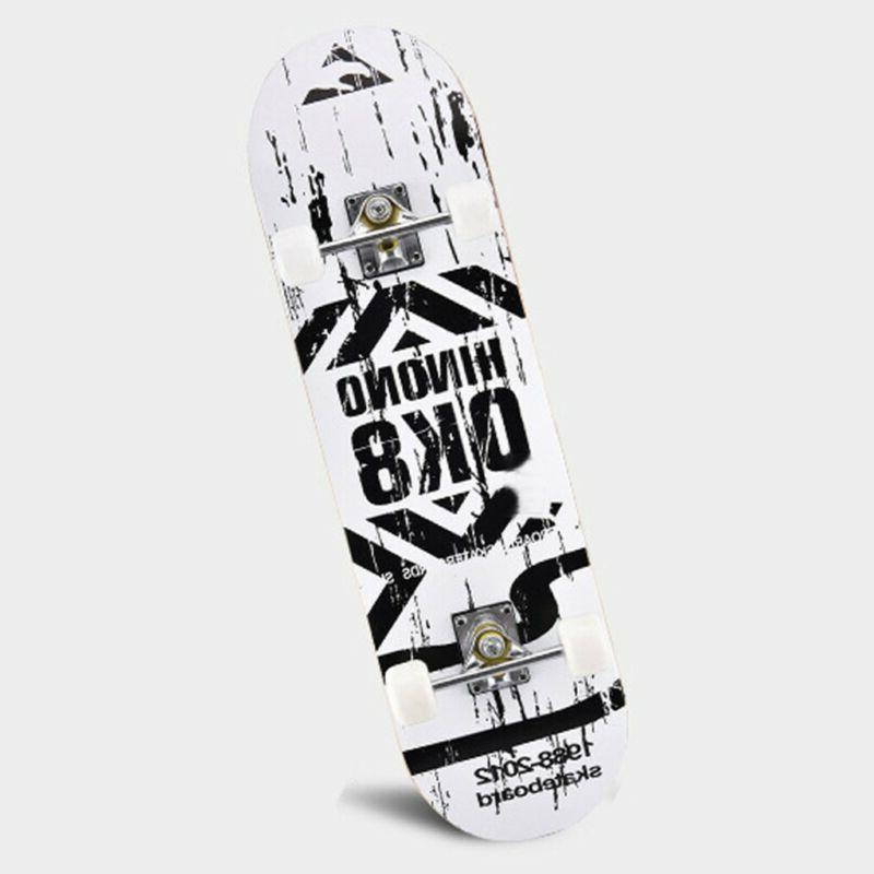 Blue Skateboard Youth Beginner Men&Women
