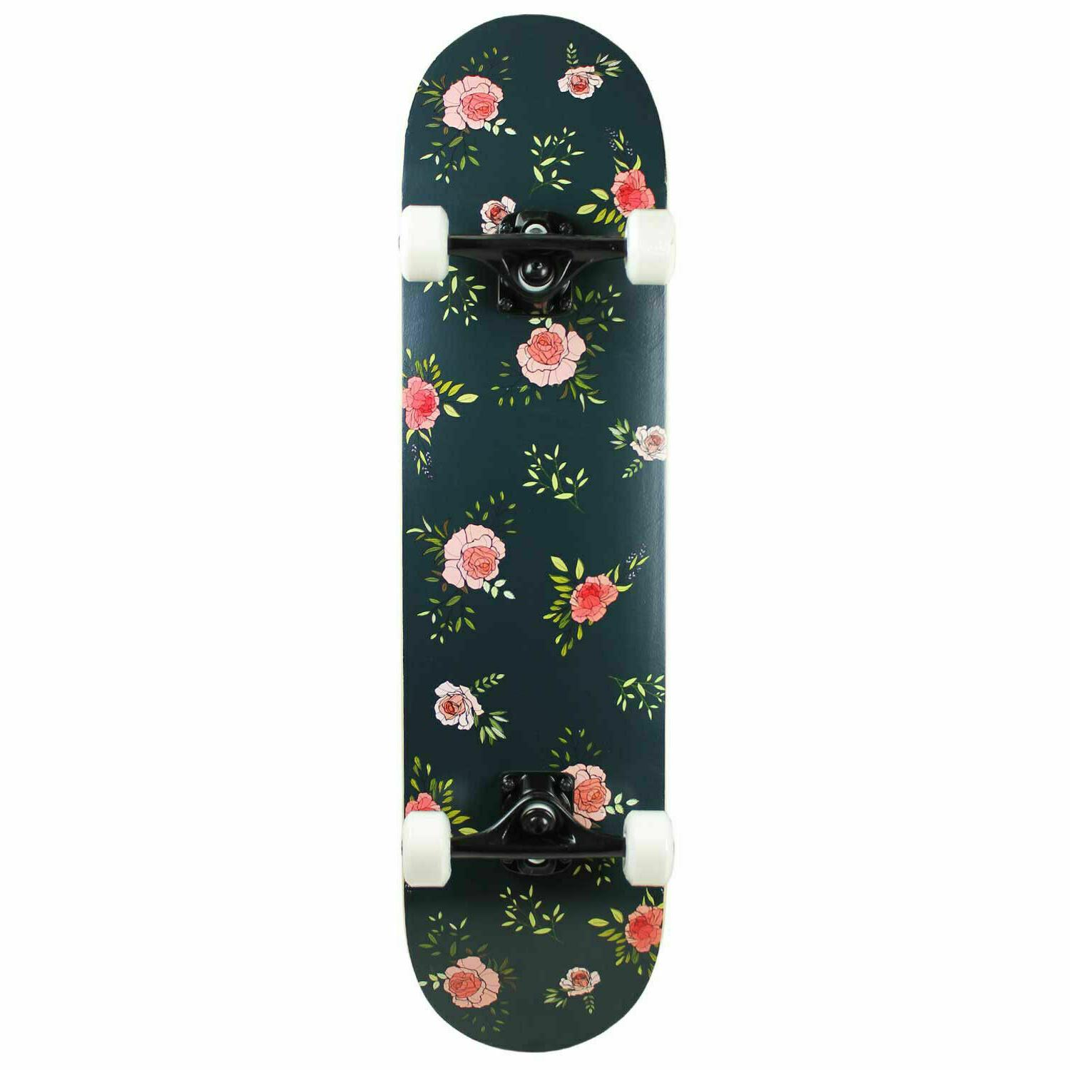 """Pro Complete Pre-Built Floral 7.75"""" to Ride"""