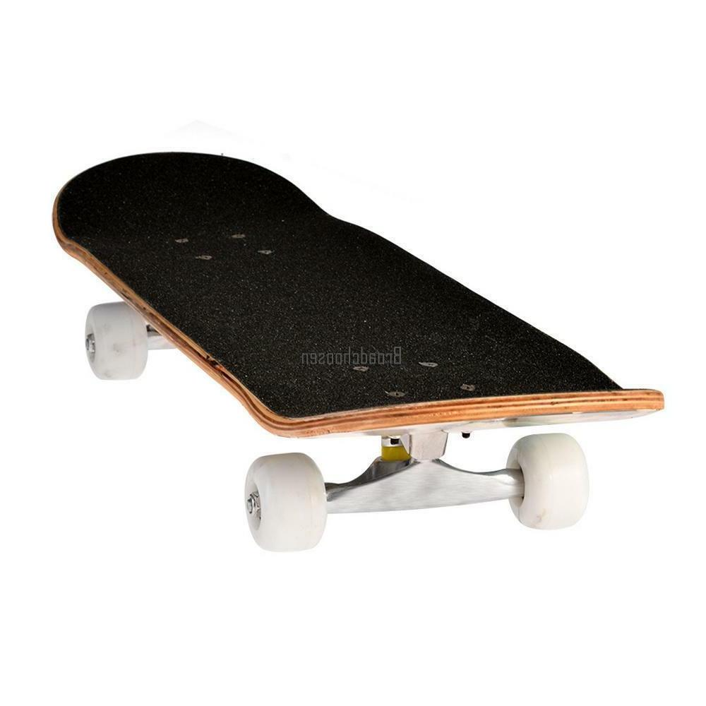 Professional Adult Complete Wheel Maple Deck Solid