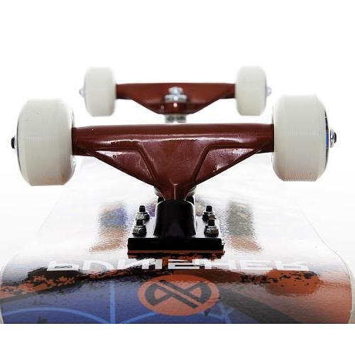 Punisher Skateboards Jester 31 Double Deck Complete