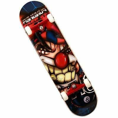 punisher skateboards jester 31 double