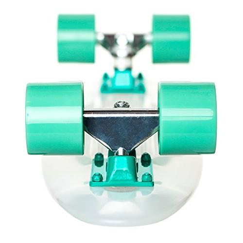 Retrospec Ten Toes by Westridge Classic Mini Cruiser Skateboards
