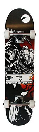 Krown Reaper Rookie Complete Skateboard, 7.5 x 31