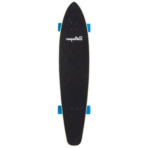 Retrospec Bamboo Longboard Skateboard addition