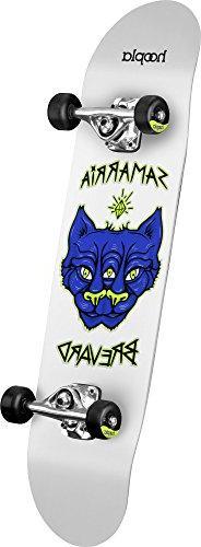 "hoopla skateboards Samarria Brevard ""Panther"" Shape 112 Comp"