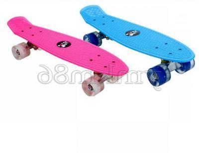 Skateboard Mini Cruiser Retro for