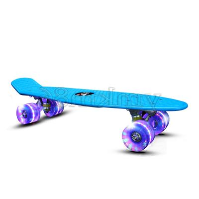 Skateboard 22 inch Mini Retro for