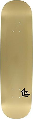 Mini Logo Skateboard Deck 248/K-20-8.25 Chevron Gold w/Mob G