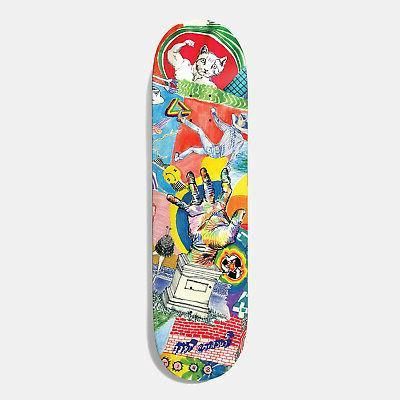 skateboard deck funkhouser thoughts 8 5 x