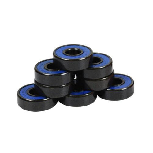 Skateboard Wheels Set x Swirl