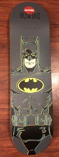 Almost Skateboard x DC Comics Daewon Song Batman Deck Kick M